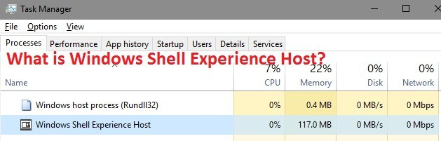 What is Windows Shell Experience Host?(All things you need to know about it)
