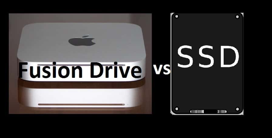 Mac Fusion Drive vs SSD vs Hard Disk – Everything you need to know About Them