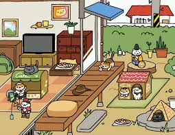 Image result for Neko Atsume