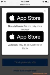 Download-appvn-app-from-appstore